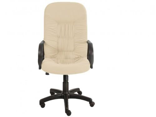 Кресло офисное Твист DF PLN PU16 экокожа бежевая