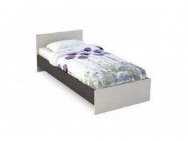 Кровать Бася КР 555 900 Венге/Белфорт