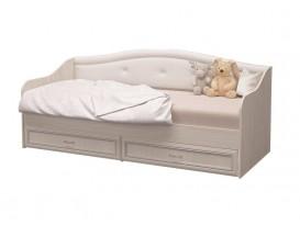 Кровать-софа с двумя ящиками Подростковая Верона