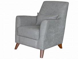 Кресло для отдыха Либерти арт. ТК-232 графитовый серый