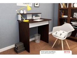 Стол для ноутбука BTS венге-лоредо