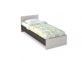 Кровать 800 Бася КР-554 венге-белфорт
